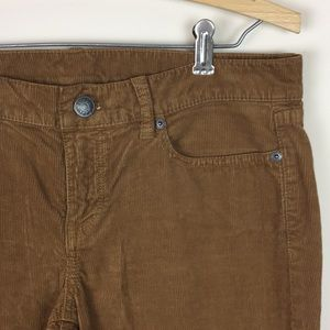 J. Crew - City Fit - Skinny Leg Corduroy Pants